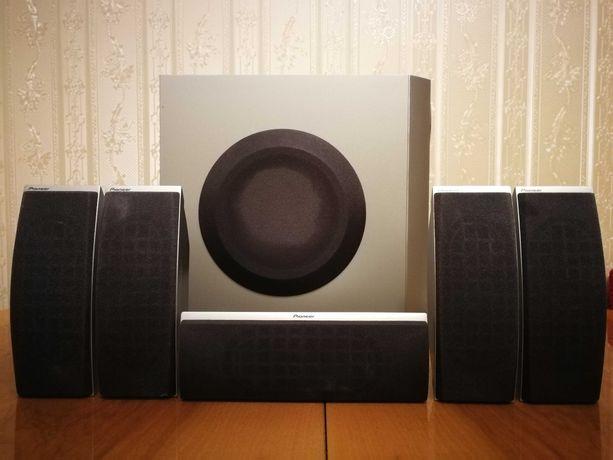 Zestaw głośników Pioneer do kina domowego DV-313