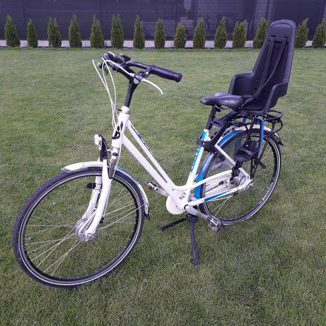 BATAVUS Fuego LTD. rower UNISEX damski na 150 - 170cm 7 biegów licznik