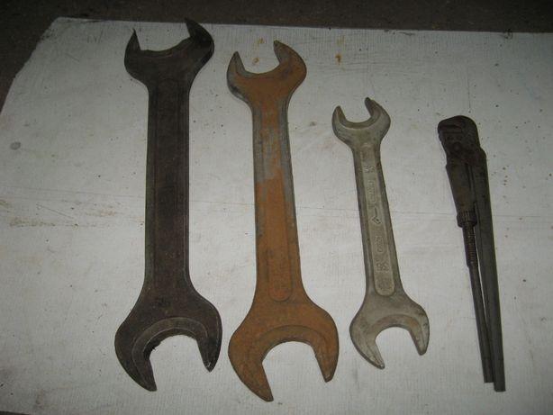 Ключи Гаечные Трубный ключ - Попка