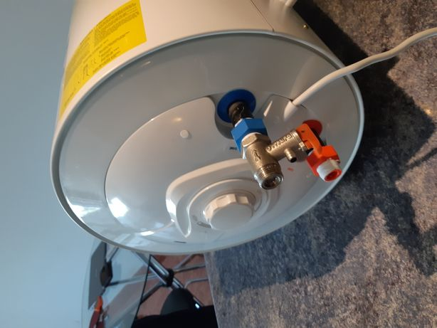 termoacomuladores (montagem)