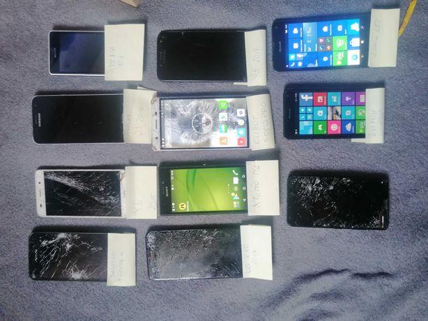 Telefony różne marki