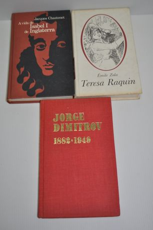 3 Livros de Leitura