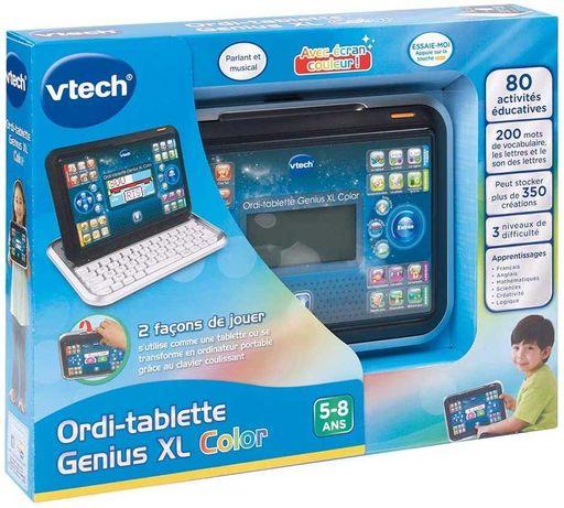 Tablet interaktywny no nauki języka francuskiego Vtech  Genius Xl