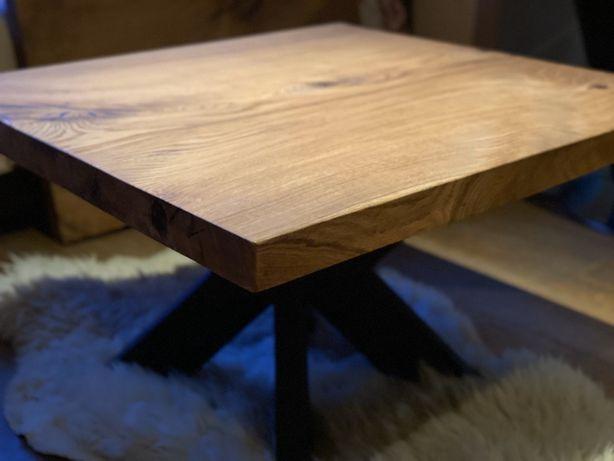 Дизайнерский стол из дуба!