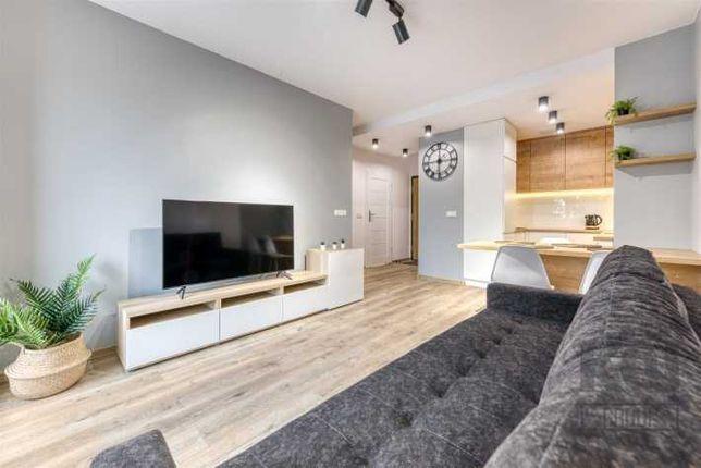 Nowoczesny apartament w Nowym Centrum Łodzi