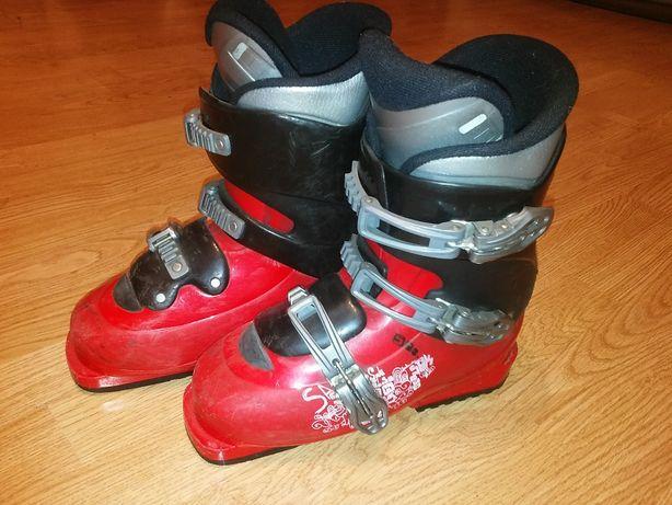 Buty narciarskie młodzieżowe