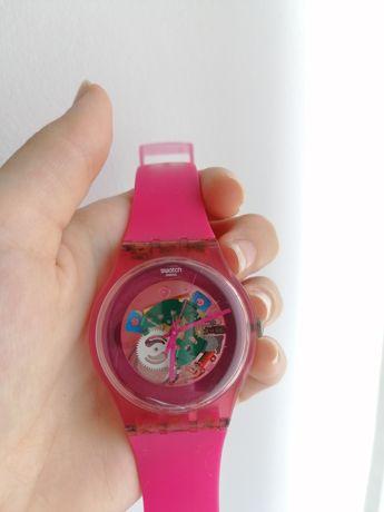Relógio Swatch Rosa