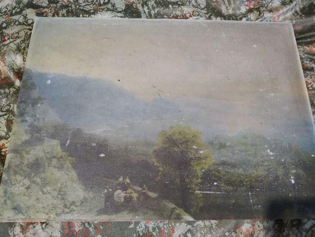 Картина Айвазовский