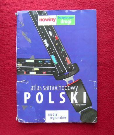 Atlas Samochodowy Polski