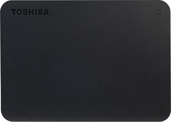 "Жесткий диск Toshiba Canvio Basics 2TB  2.5"" USB 3.0 ExternalBlack"