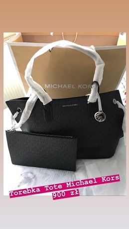 Michael kors torebka najnowszy model Tote handbag NOWA, ORYGINALNA!