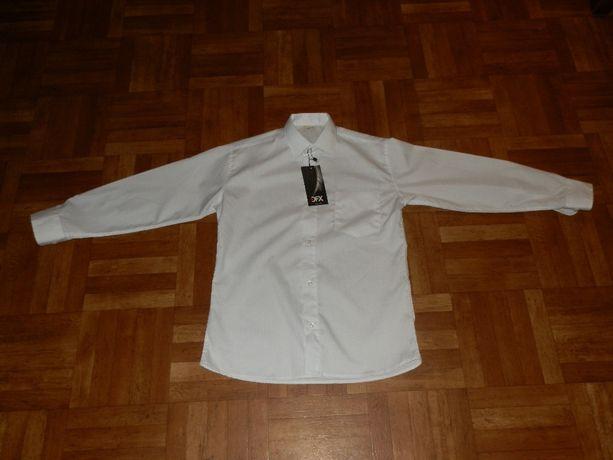 школьная рубашка на мальчяика 10 лет,рост 152см