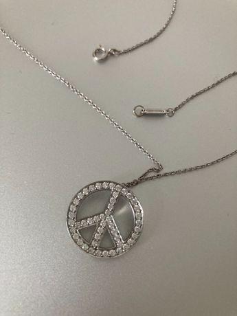 Tiffany платина и бриллианты