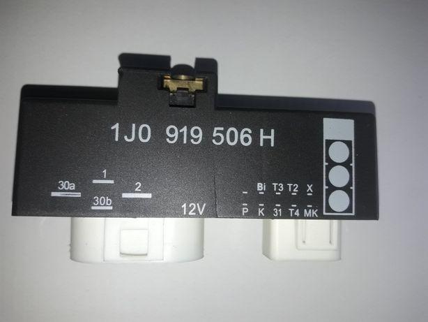 Relay ventiladores VAG 1j919506h novo