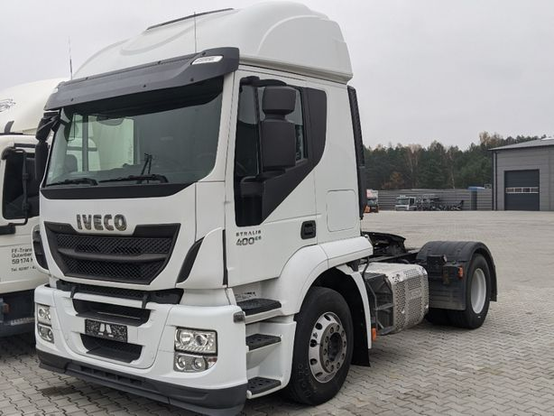 Kompletna kabina wąska Iveco Stralis Euro 6