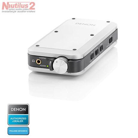 DENON DA-10 Wzmacniacz słuchawkowy, przetwornik cyfrowo analogowy DAC