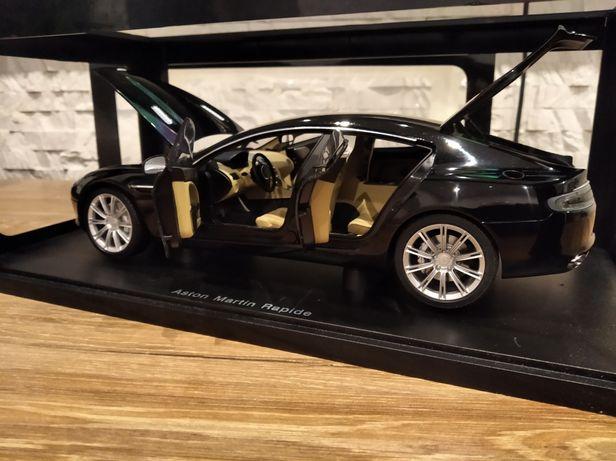 1:18 AutoArt Millennium Aston Martin Rapide model