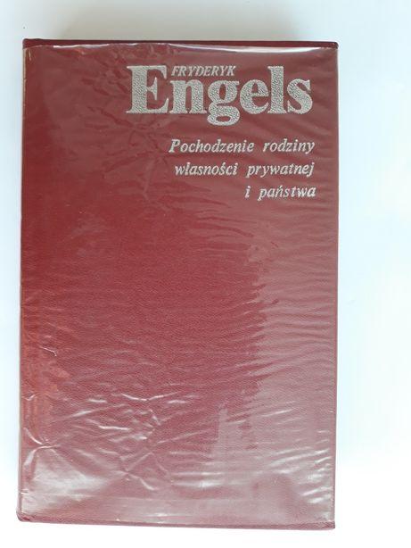Fryderyk Engels; Pochodzenie rodziny, własności prywatnej i państwa