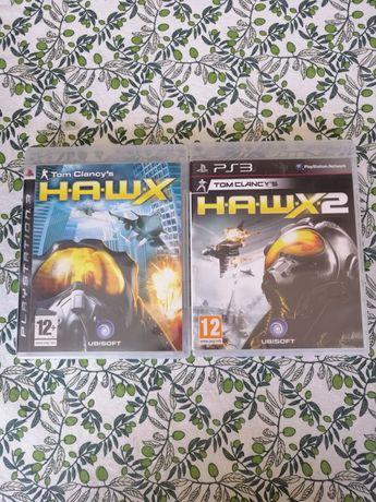 Conjunto jogos PS3 Tom Clancy's H. A. W. X. 1 e 2