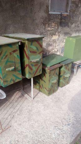 Роеловки, ловушки для пчел,ящики для пчелопакетов