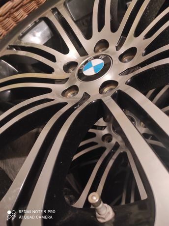 "Felgi aluminiowe BMW 19"""