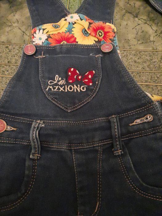 Дитячий джинсовий комбінезон Ахтырка - изображение 1