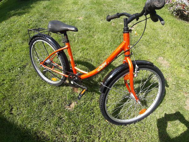 Rower koła 24'