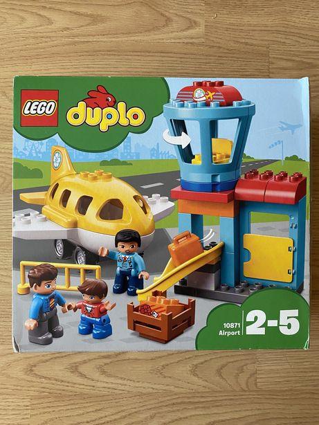 Набор лего lego duplo аэропорт самолет 10871
