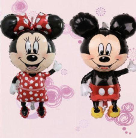 Balões Mickey e Minnie