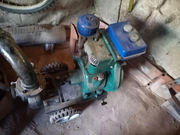 Vendo motor de rega 2 polegadas