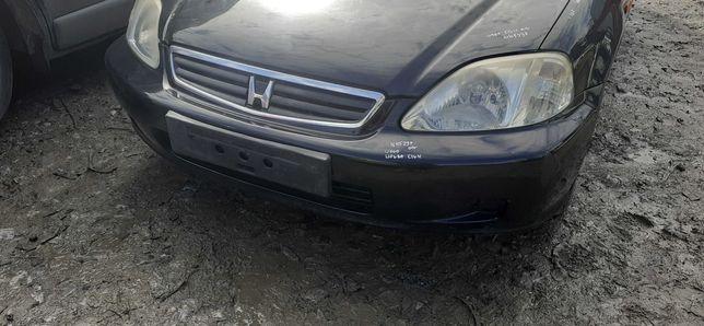 Zderzak Przedni Przód Grill Honda Civic VI 95r-01r NH592P