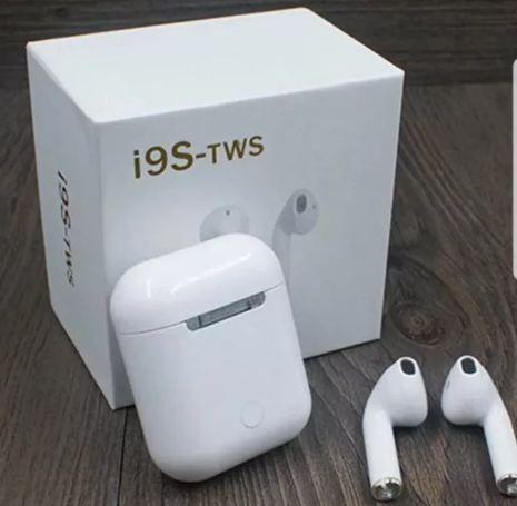Phones i9s TWS sem fio Bluetooth AirPodes Apple-Excelente qualidade