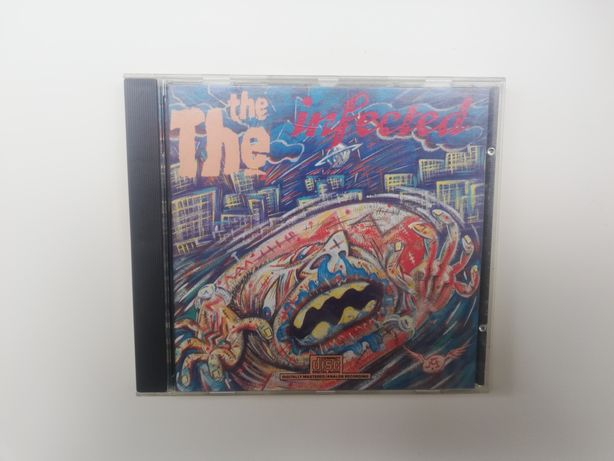 "The The ""Infected"" - CD"