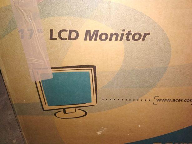 Sprzedam monitor LCD 17cali ACER