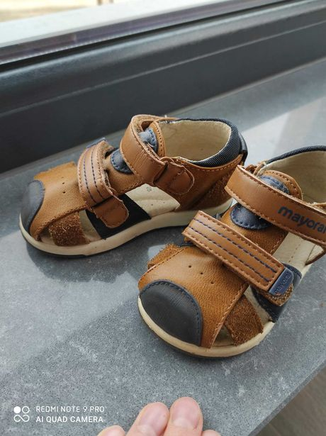 Sandały Mayoral rozmiar 20