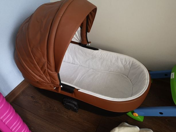 Mioobaby zoom детская коляска 2в1
