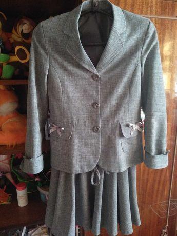 Школьная форма+блузка в подарок