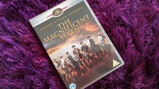 Os sete magníficos (The Magnificient Seven) Steve McQueen -ed especial