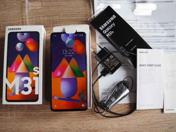 Telefon Samsung M31s na gwarancji