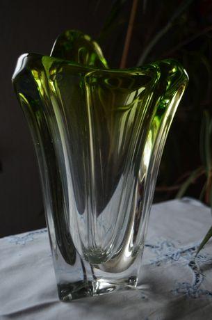 wazon szkło j.Hospodka Chribska