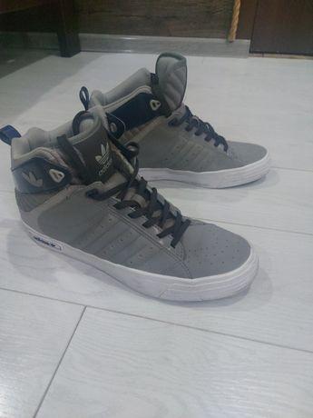 Кеды  Adidas кожа оригинал 43р демисезон
