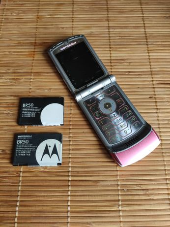 Motorola RAZR V3 легенда! Мобильный телефон