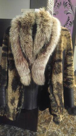 Срочно Натуральная Дубленка Куртка Курточка