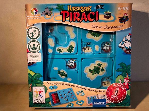 Gra Pirates, Hide&Seek. Piraci Gra w Chowanego Smart Games -nowa super