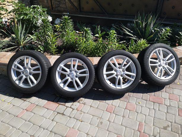 Диски r16 5x114.3 Mazda 3 6 5 Резина 205 50 Yokohama
