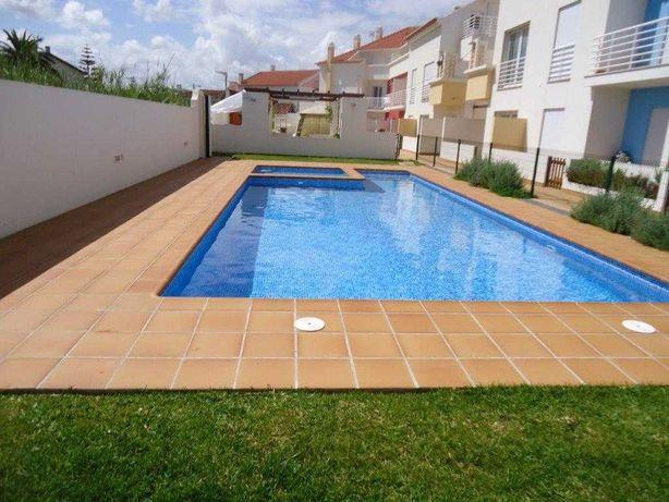 Apartamento T2 RC com piscina e praia a 400 m no Baleal  Peniche