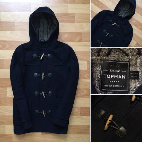 Пальто мужское Topman