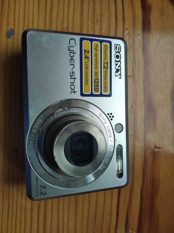 Aparat cyfrowy Sony Dsc-S730 Cyber-shot