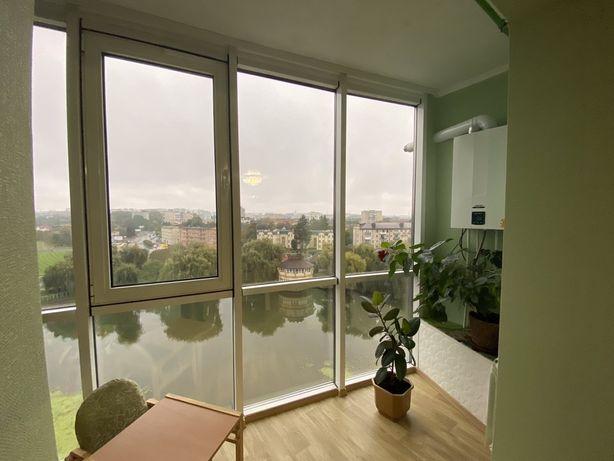 Продам простору квартиру в новобудові з гарним виглядом на місто! ML