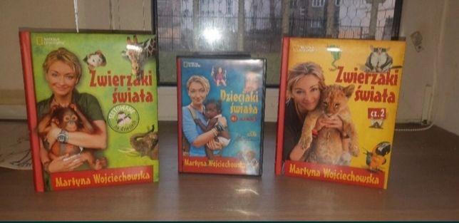 Książki Martyny Wojciechowskiej i audiobook